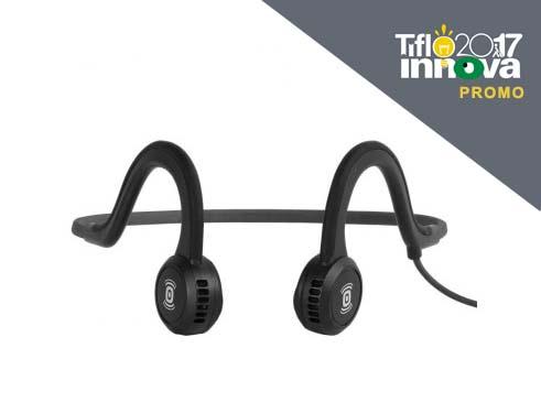 Sportz M3 Titanium – Auriculares por cable